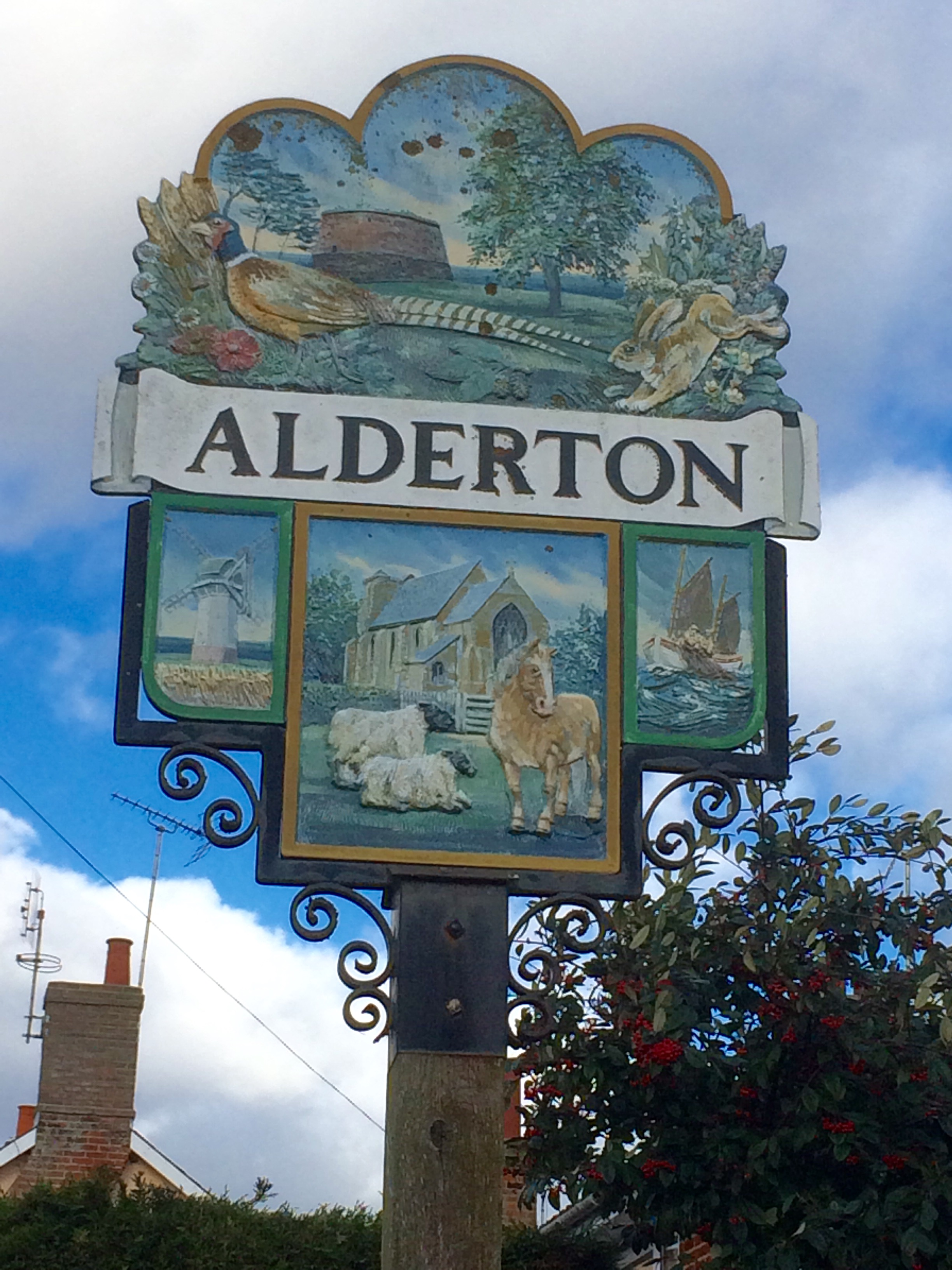 Alderton Village Website